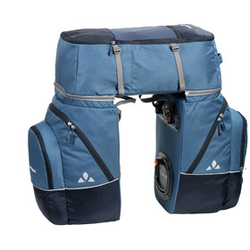 VAUDE Karakorum Pannier Set 3 Pieces, marine